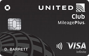 Chase United Club Infinite Credit Card