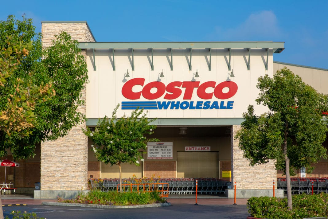 Costco Wholesale Retail Store Shopping Groceries