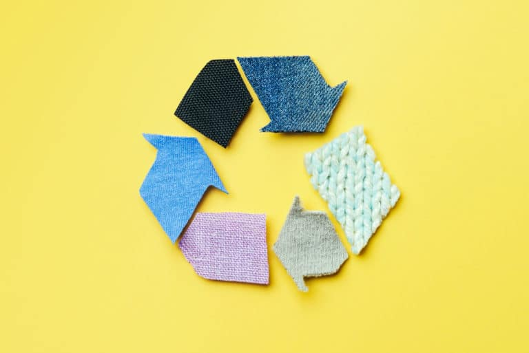 Recycle Sustainable Clohes Cloth Fabric