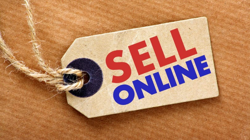 Sell Online Tag