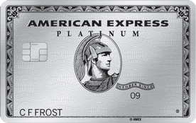 Amex Platinum Consumer Card Art