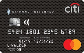 Citi Diamond Preferred Card Art 4 16 20