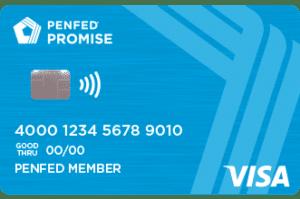 Penfed Promise Visa Card Art 4 16 20
