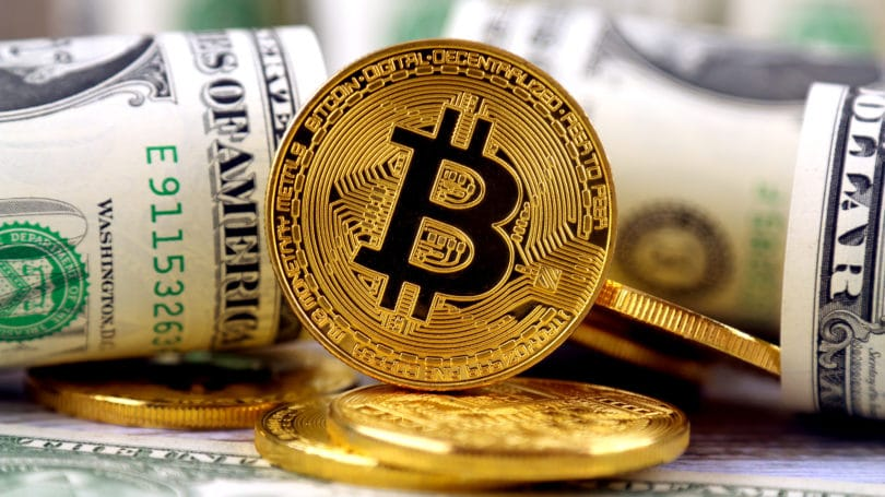 Bitcoin Cryptocurrency Cash Money