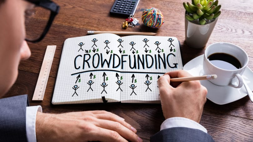 Crowdfunding Drawing Letters Business Plan