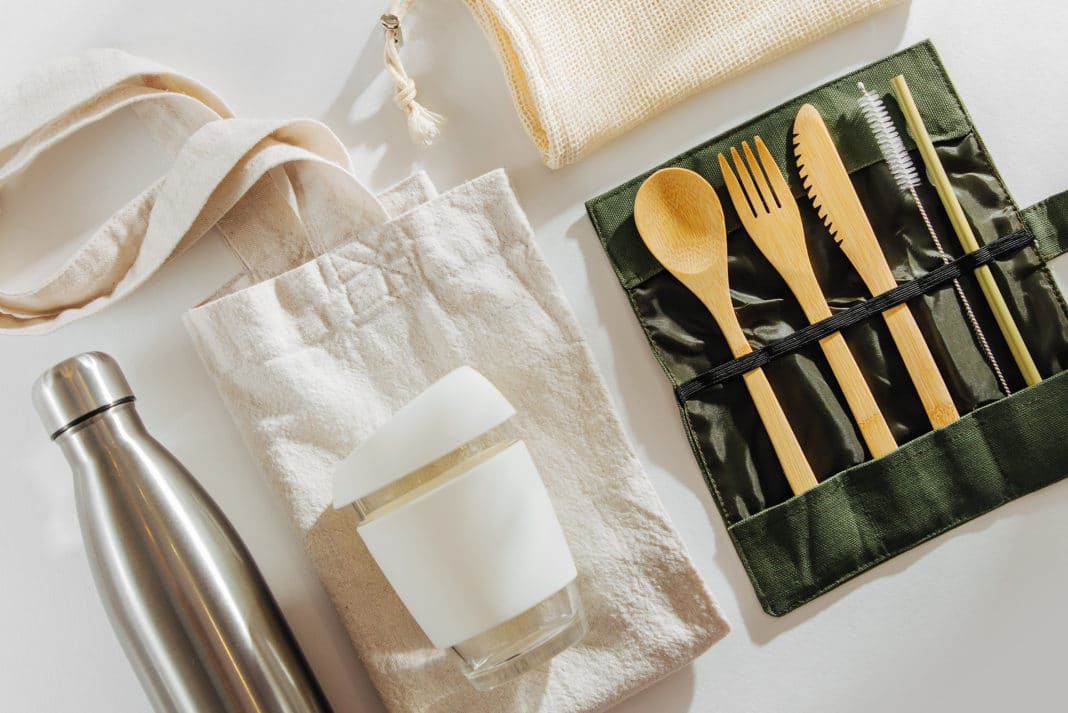 Eco Friendly Bamboo Cutlery Kitchen Utensils Sustainable