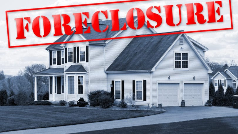 Foreclosure House Foreclosed Bank Owned Property