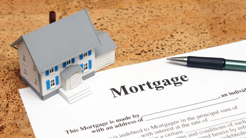 Mortgage House Loan Lender Application Contract