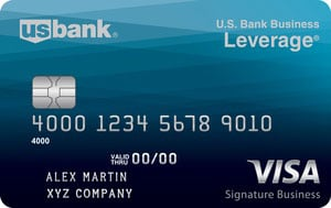 Us Bank Business Leverage Card