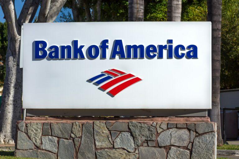 Bank Of America Logo Retail