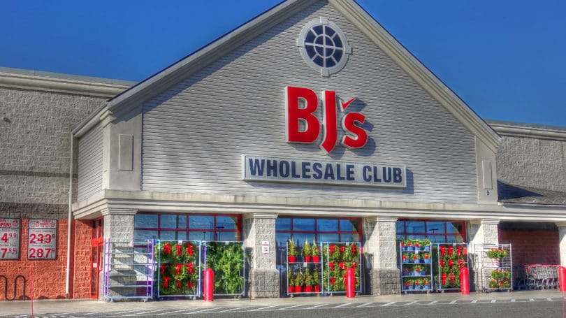 Bjs Wholesale Club Retail Store