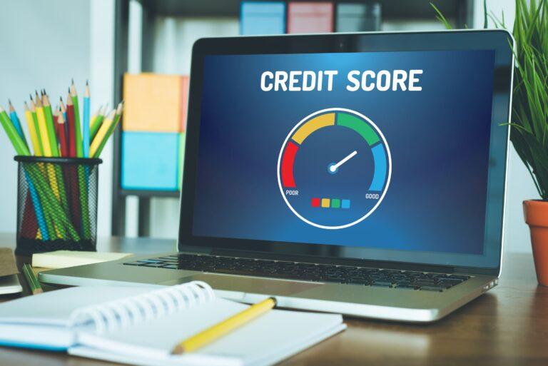 Credit Score Laptop Application