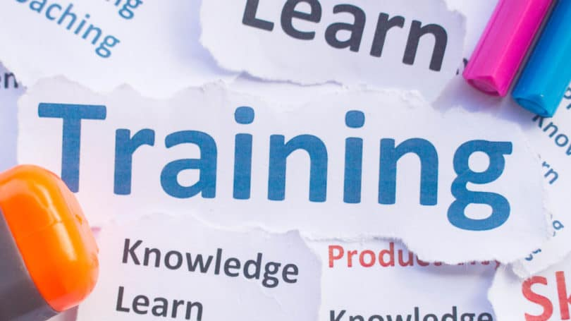 Learn Training Skill Knowledge Words