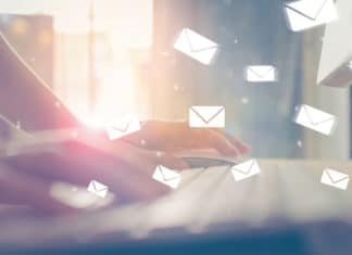 Newsletter Inbox Technology Email Work From Home