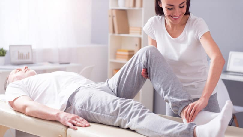 Physical Therapist Rehabilitation Physiotherapy