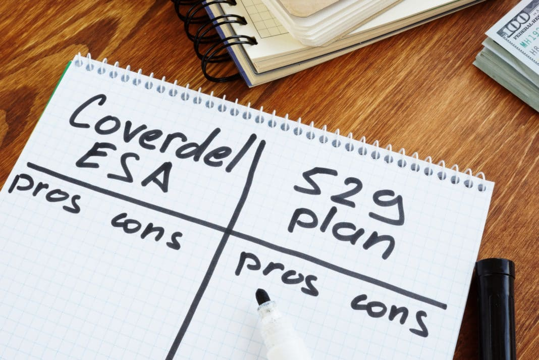 529 Plan Esa Pros Cons List