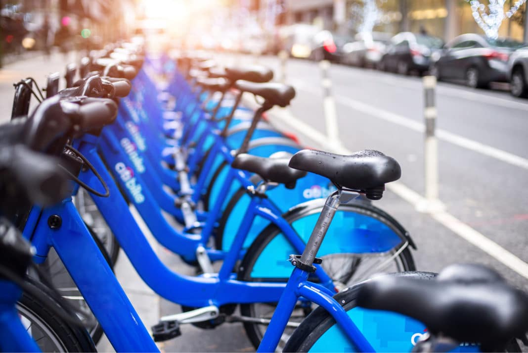 Citibike Rent Share Bike Program Nyc