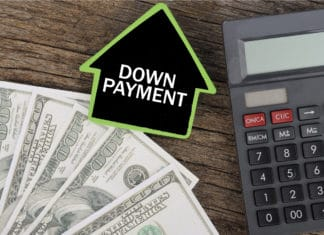 Down Payment Calculator Cash