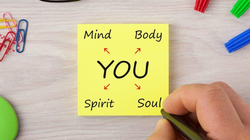 Self Care Mind Body Spirit Soul