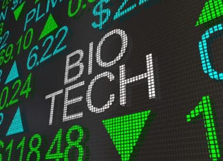 Bio Tech Health Care Stock Market