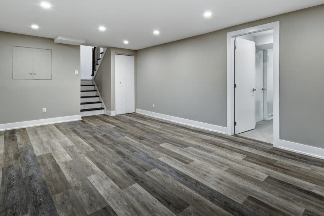 How To Finish Or Remodel Your Basement Design Ideas On A Budget