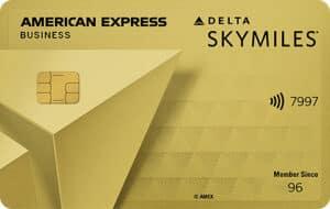 Delta Skymiles Business Gold Card Art 10 29 20