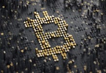 Bitcoin 3d Illustration Digital Currency Symbol