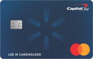 Capital One Walmart Credit Card