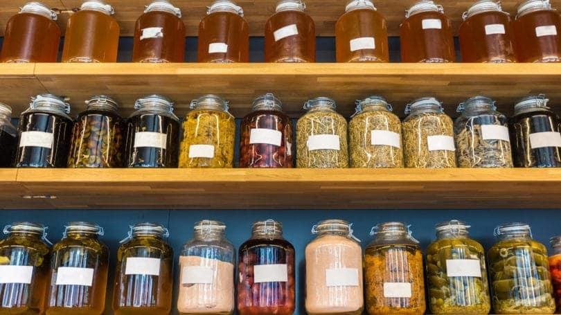 preserved food jars pantry organized label glass mason 810x455 1