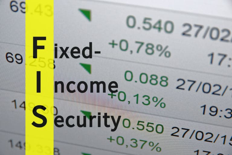 Fix Fixed Income Security Acronym