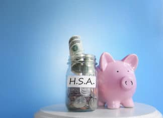 Hsa Piggy Bank Health Savings Account Jar