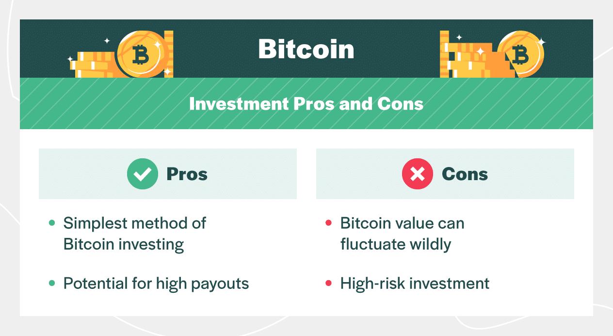 bitcoin pros and cons@2x
