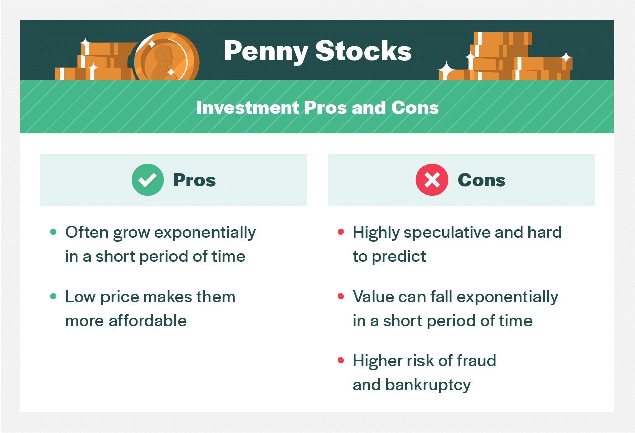 penny stock investment pros and cons