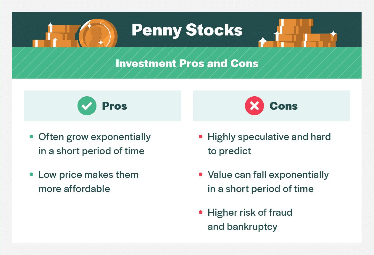 pro dan kontra investasi saham penny