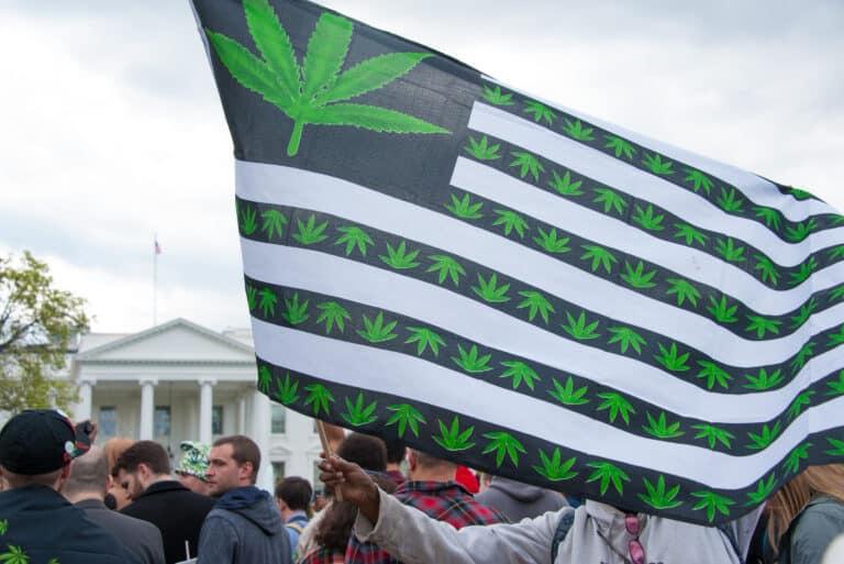 Marijuana Legalization Federal Government