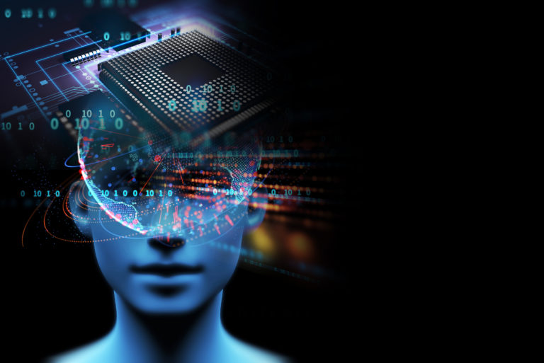 Technology Stock Artificial Intelligence Cyber Business