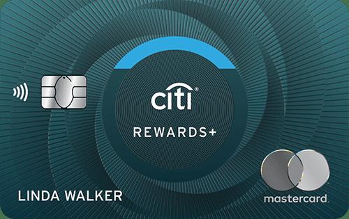 Citi Rewards Plus Card Art 8 12 21