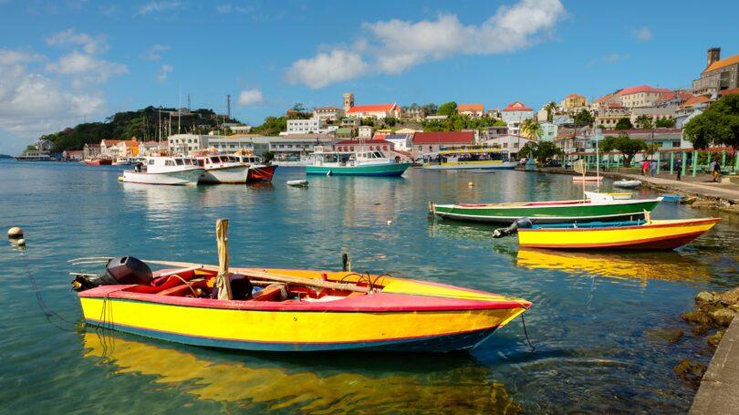Grenada Buy Passport