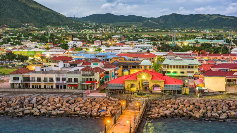 Saint Kitt Nevis Buy Passport