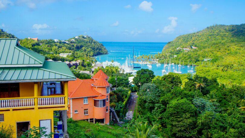 Saint Lucia Buy Passport