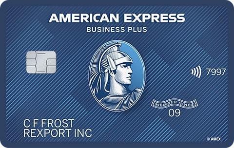 Amex Blue Business Plus Card Art 6 3 21