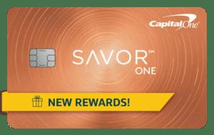 Capital One Savorone Card Art 5 18 21