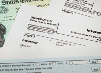 Irs Schedule B The Tax Form (1)