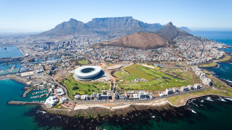 South Africa Travel Destination