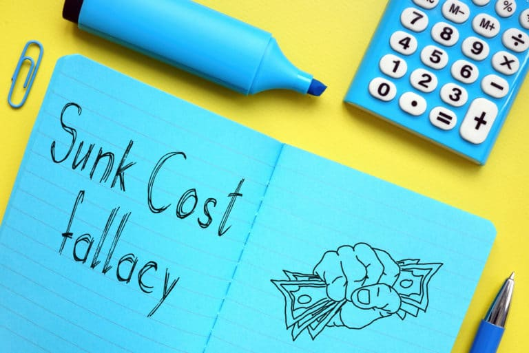 What Is The Sunk Cost Fallacy