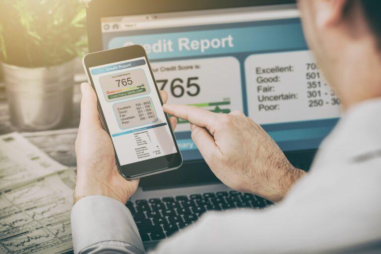 Checking Credit Score Lower It