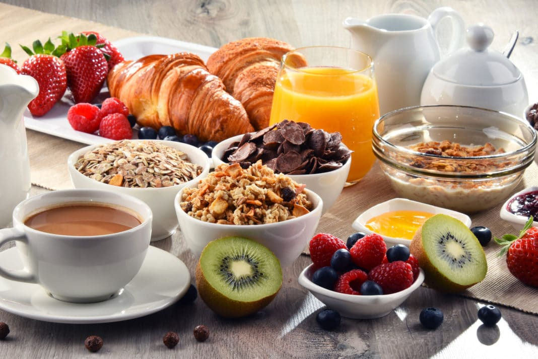 Free Breakfast Hotels