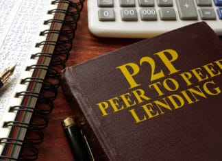 P2p Peer To Peer Lending Borrow