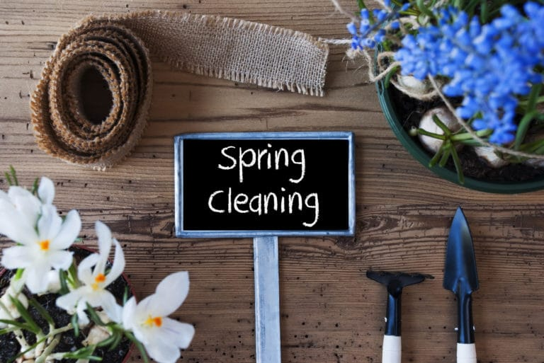 Spring Cleaning Save Money