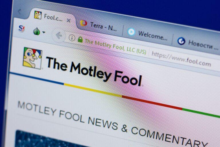 Motley Fool Web Page Browser